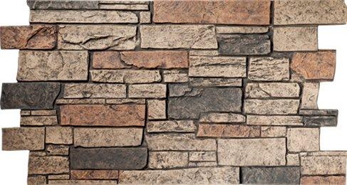 Облицовочный камень - компоненты и состав